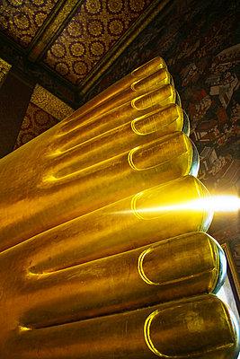Wat Pho, Buddha´s feet - p375m1021393 by whatapicture