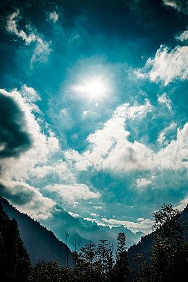 Schweizer Alpen - p741m892680 von Christof Mattes