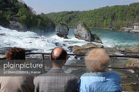 Rhine falls - p1354m2292915 by Kaiser