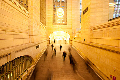 Grand Central Station,  Midtown, - p1197m1041208 von Stefan Bungert