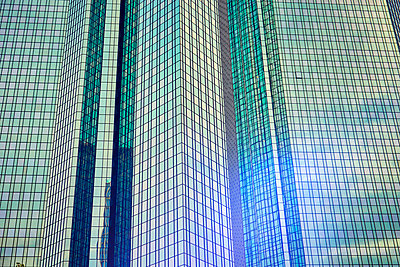 High rise, Deutsche Bank, Frankfurt on the Main - p851m2186175 by Lohfink