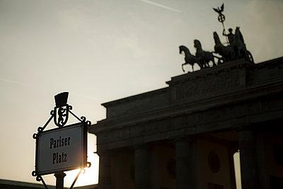 Pariser Platz - p718m1065731 by Arne Landwehr