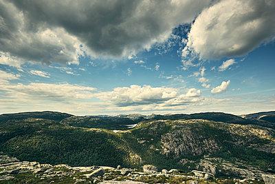Lysefjord, Norwegen - p1200m1069681 von Carsten Görling