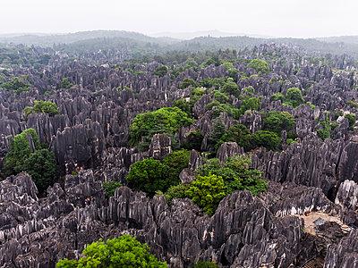 China, Shilin, Stone forest - p300m2029529 von Kike Arnaiz