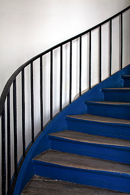 Stairs - p873m2013956 by Philip Provily