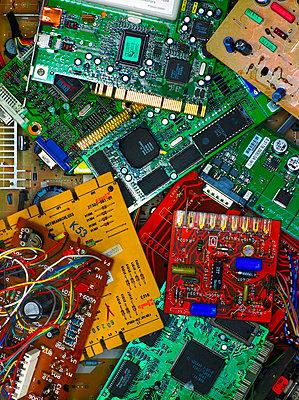 Computerschrott - p509m925382 von Reiner Ohms