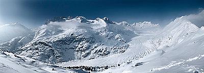 Aletsch glacier - p56711081 by daniel belet