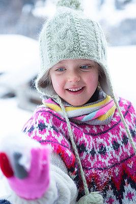 Wunderbarer Schnee - p454m2124956 von Lubitz + Dorner