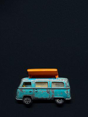 VW-Bus - p536m1362123 von Schiesswohl