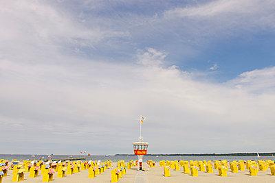 Strand Travemünde - p383m1044741 von visual2020vision