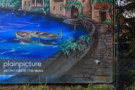 Wandgemälde - p417m1138379 von Pat Meise