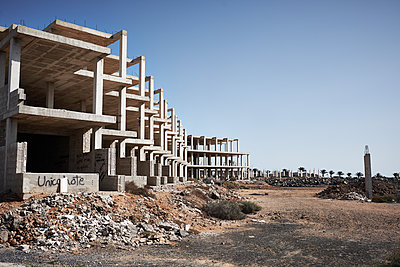 Shell construction in Lanzarote - p851m1362477 by Lohfink