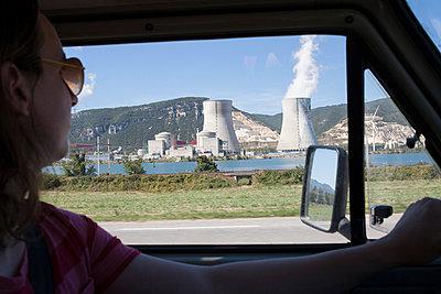 Atomkraft  - p447m972476 von Anja Lubitz