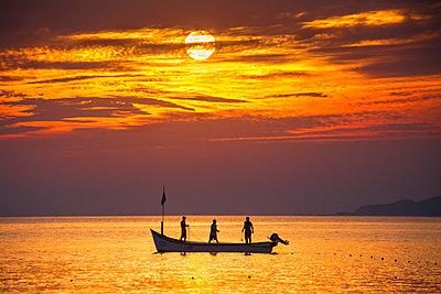 India, Goa, Bogmalo Beach - p651m2032431 by Jane Sweeney