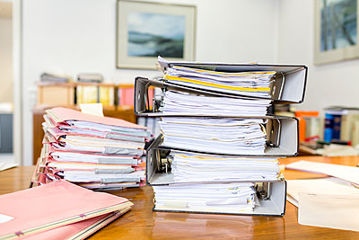 Stack of documents - p834m1137471 by Jakob Börner