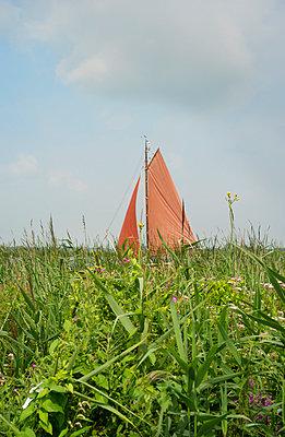 Sailing - p1132m931844 by Mischa Keijser