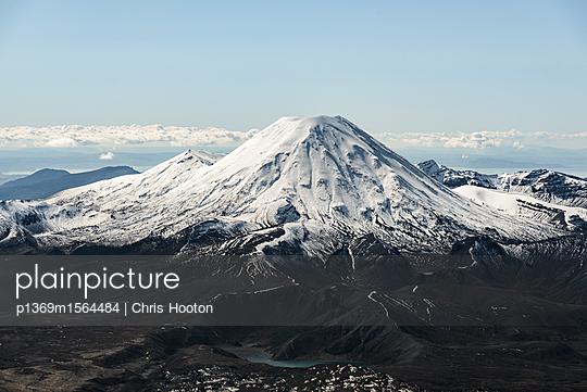 Mount Ngauruhoe - p1369m1564484 von Chris Hooton