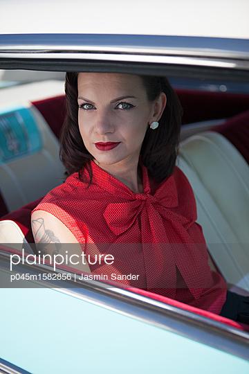 Schönheit auf Tour - p045m1582856 von Jasmin Sander