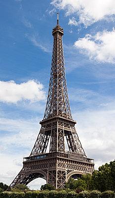 Eiffelturm in Paris - p842m1171417 von Renée Del Missier