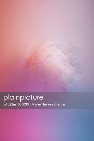 Filigrane Malerei und Farbeffekte - p1322m1585038 von Marie-Therese Cramer