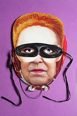 Maske - p1484m2181942 von Céline Nieszawer