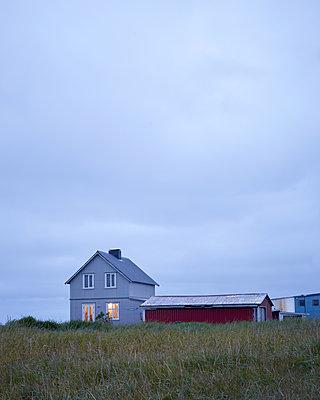 Bauernhaus - p1124m1060229 von Willing-Holtz