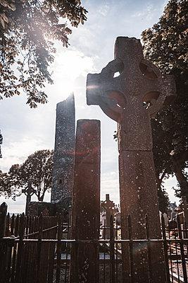 Ireland, Graveyard - p1681m2283657 by Juan Alfonso Solis