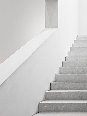 Staircase - p1004m741373 by Max Schulz