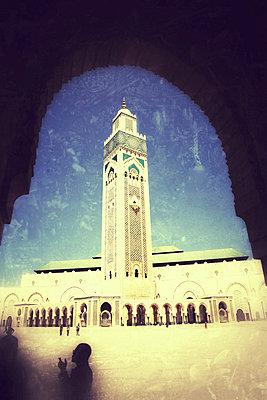Hassan-II.-Moschee - p5864687 von Kniel Synnatzschke