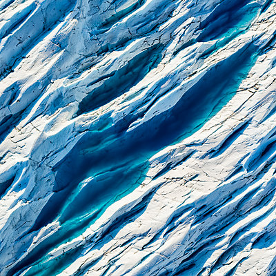 Knik Glacier - p280m1590819 von victor s. brigola