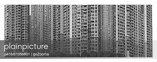 Hochhäuser - p416m1056801 von goZooma