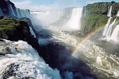 Foz do Iguaçu, Brasilien, Paraná - p1173m1034514 von Gilles Leimdorfer