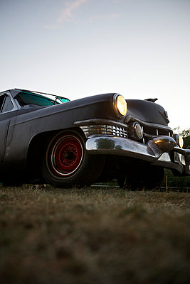 Classic car - p1980264 by David Breun