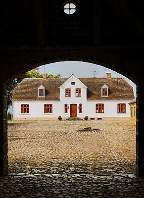 Danish farm house - p382m2284019 by Anna Matzen