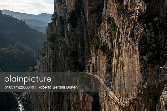 Caminito del Rey - p1691m2288640 by Roberto Berdini Bokeh