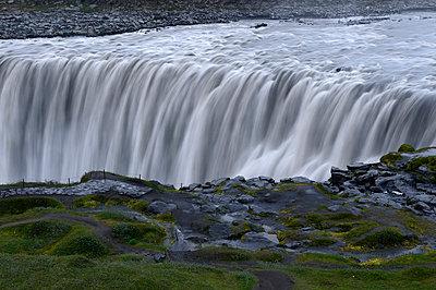 Dettifoss Wasserfall - p4700258 von Ingrid Michel