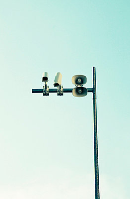Überwachungskamera - p4320447 von mia takahara