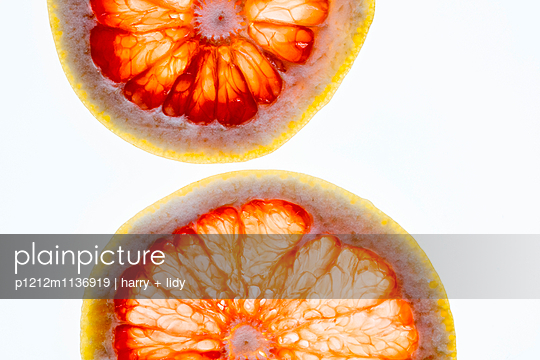 Grapefruit - p1212m1136919 von harry + lidy