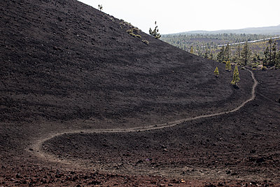 Vulcanic trail - p1291m1465792 by Marcus Bastel