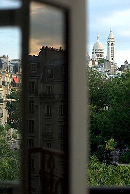 Sacre-Coeur in Paris - p8700003 by Gilles Rigoulet