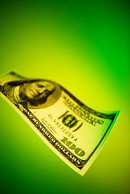 Dollar bill - p3940130 by Stephen Webster