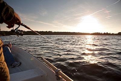 Gone Fishing - p7980063 von Florian Loebermann