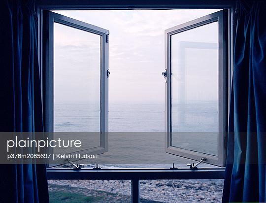 Open Window - p378m2085697 by Kelvin Hudson