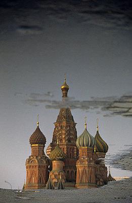 Roter Platz in Moskau - p2670035 von Ingo Kukatz