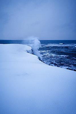Isfjorden - p1203m1132393 by Bernd Schumacher