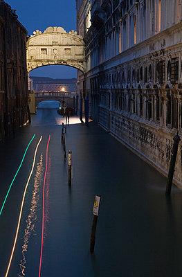 'Seufzerbrücke' Venedig - p3300421 von Harald Braun