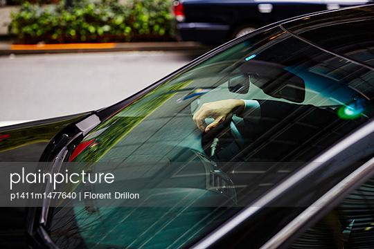 Auto fahren - p1411m1477640 von Florent Drillon