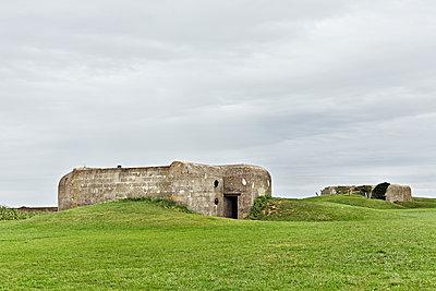 Bunker Normandie, D-Day - p1312m1137676 von Axel Killian