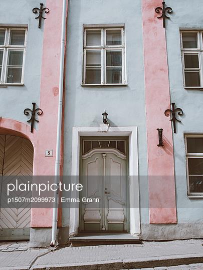 Streets of Tallinn - p1507m2099973 by Emma Grann