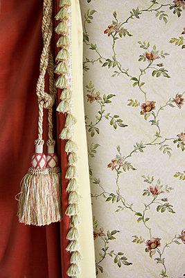 Drapery by Wallpaper - p1331m1169257 by Margie Hurwich